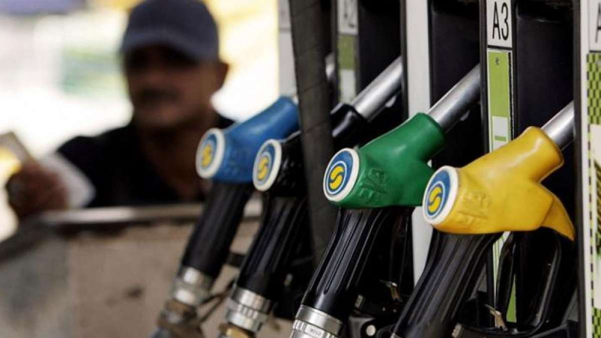 Petrol gets costlier
