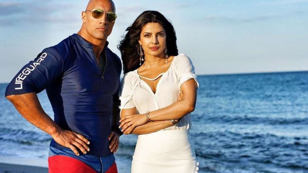 'Baywatch' Movie Review: Film has very little of Priyanka Chopra, but it's fun