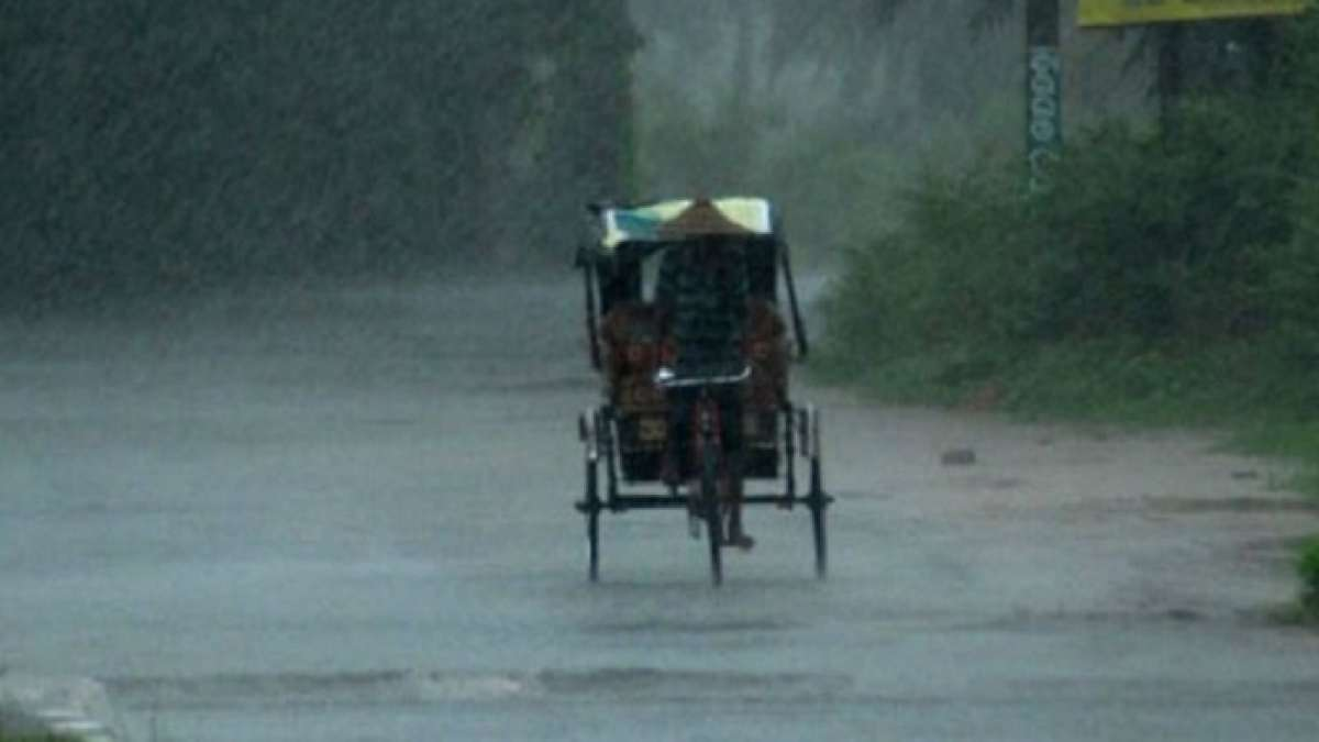 Heavy rains lashed most parts of Uttarakhand on Wednesday