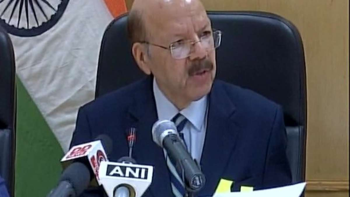 Presidential election on July 17, counting on July 20: Election Commission