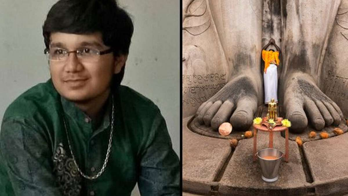 Gujarat boy Varshil Shah, who scored 99.9 percentile in Class 12, to become Jain monk