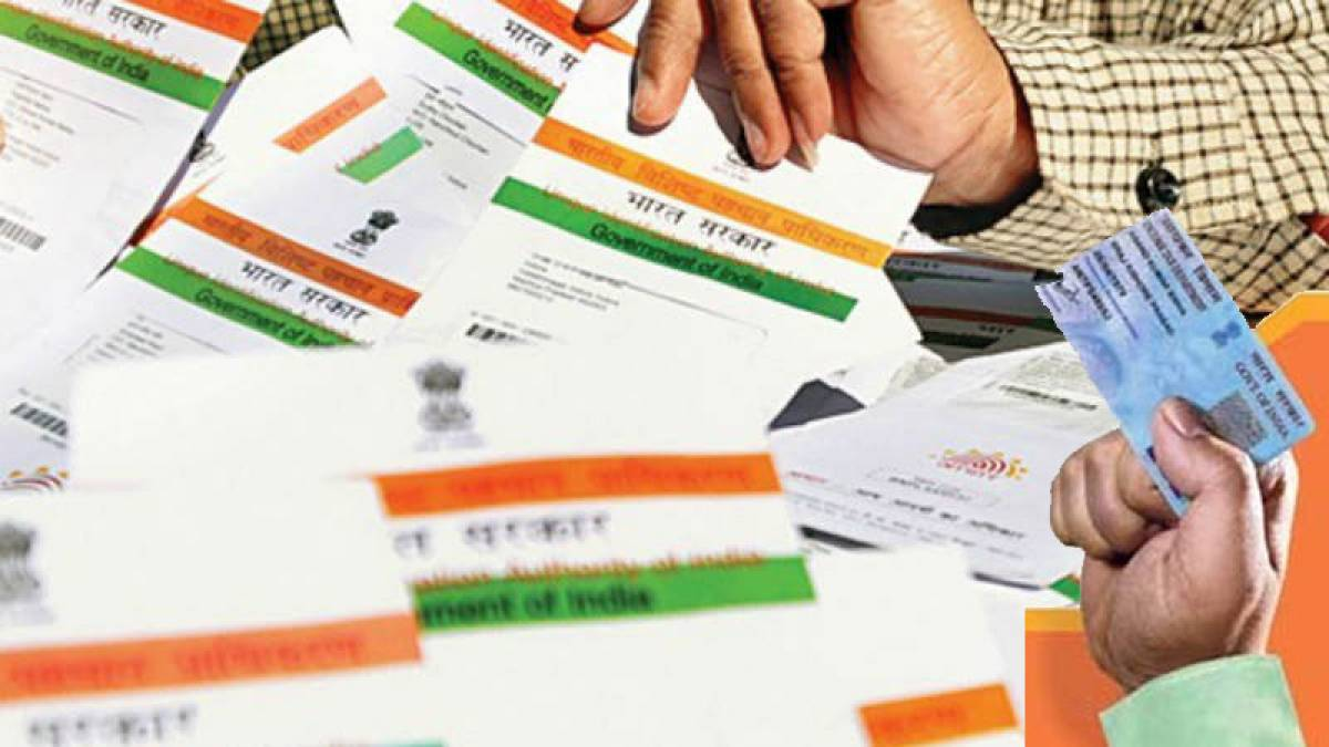 CBDT asks tax payers to link Aadhaar with Pan card by July 1