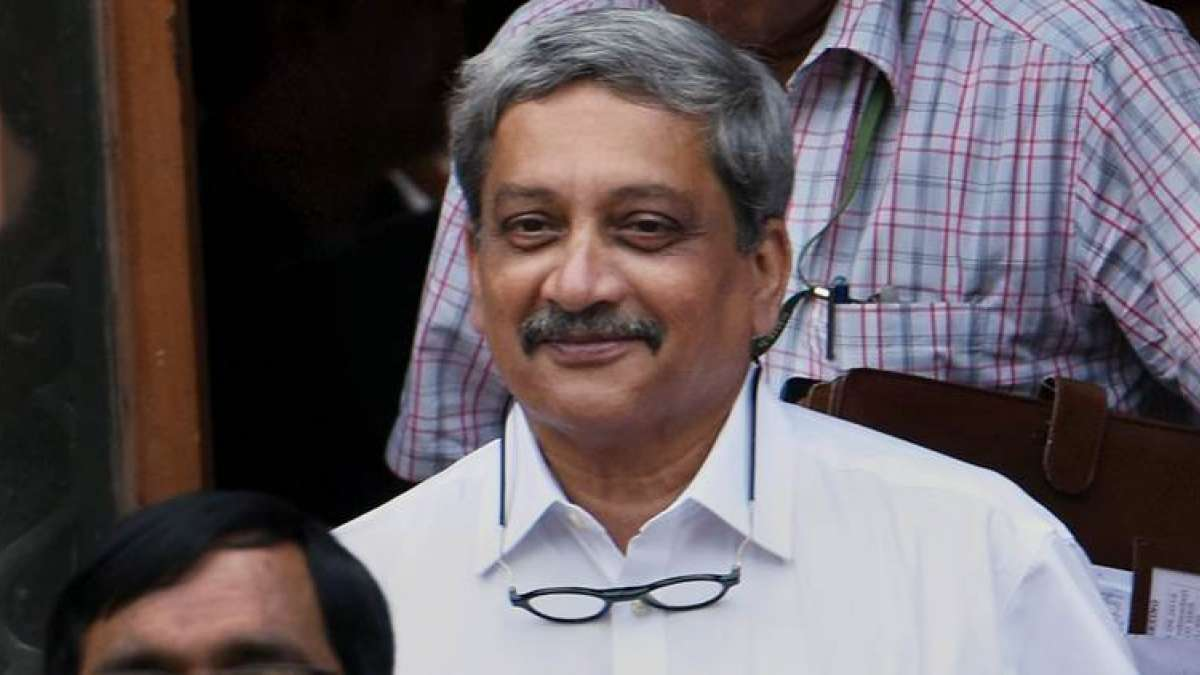 Insult from media forced surgical strikes, says Manohar Parrikar