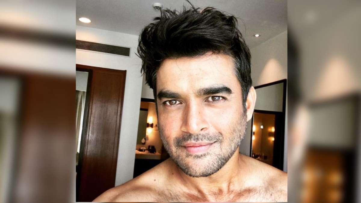 R Madhavan in his latest selfie