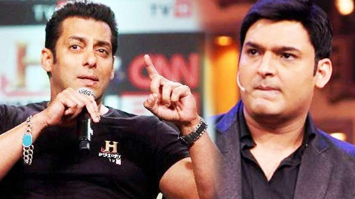 Salman Khan avoids Kapil Sharma