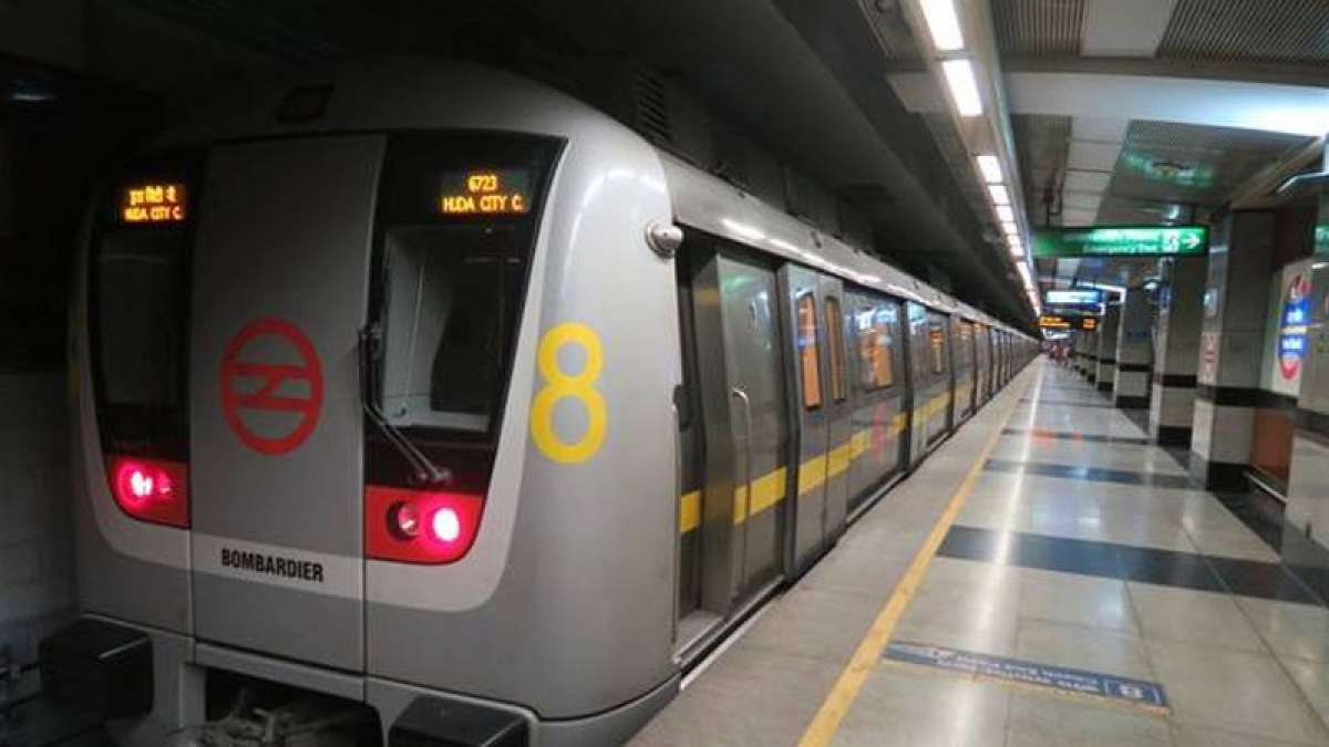 Now, pay through app for Delhi Metro travel