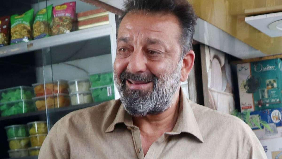 Actor Sanjay Dutt