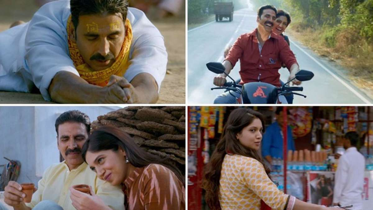 New song 'Bakheda' from Toilet Ek Prem Katha