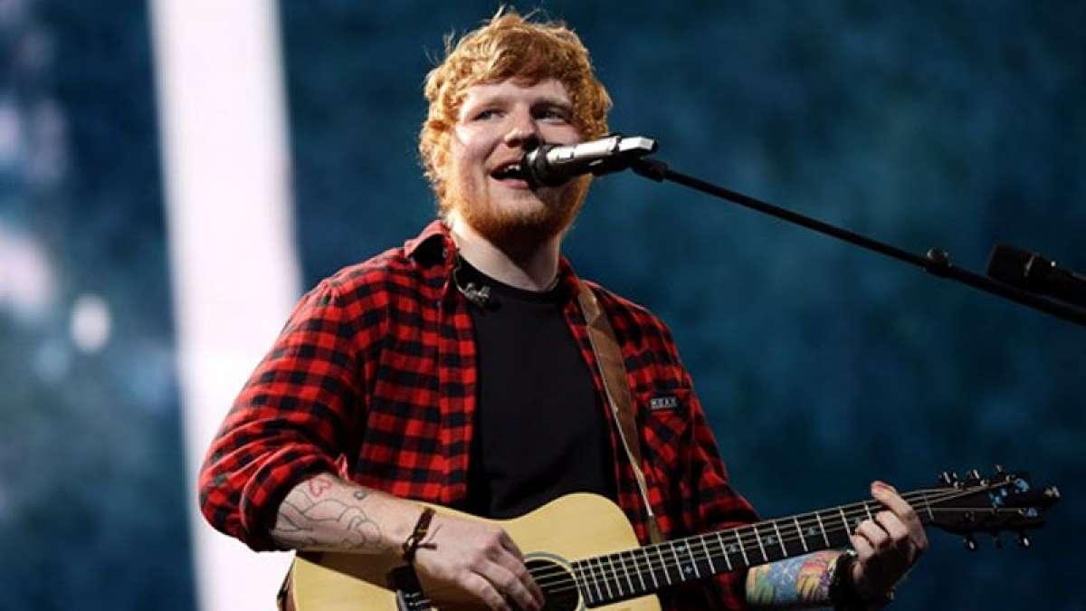Ed Sheeran in Shape of You
