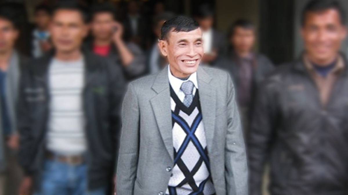 Meghalaya legislator has been appointed a member of two assembly panels