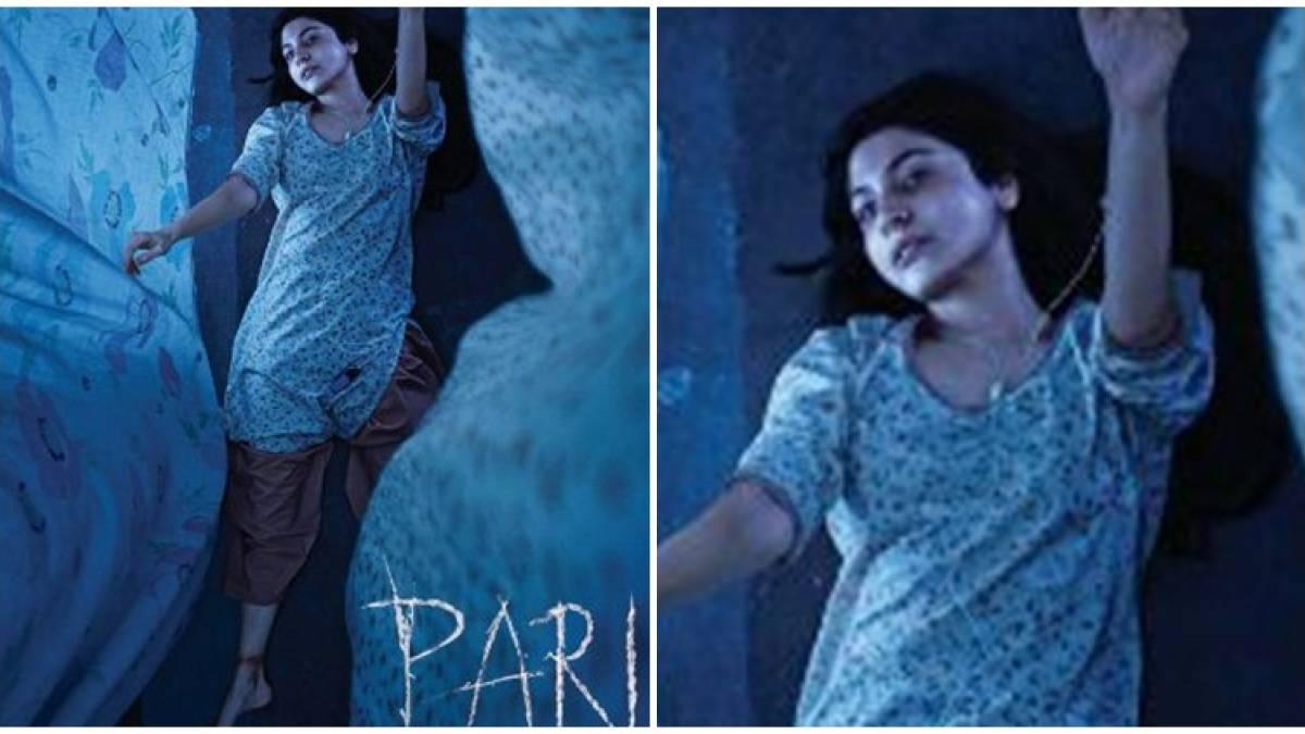 Anushka Sharma in Pari new poster