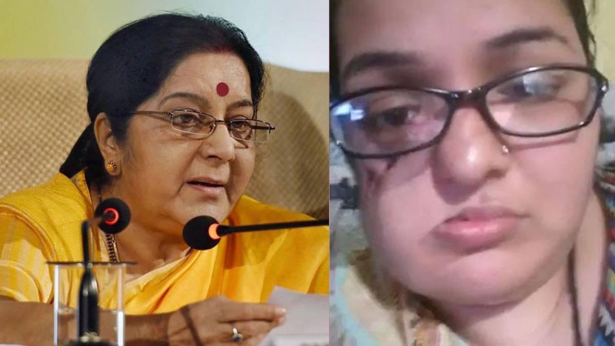 Sushma Swaraj slams Aziz as Pakistani patient seeks India's help in medical visa