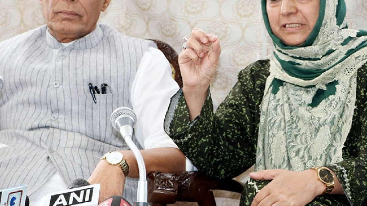 Attack on Amarnath pilgrims: Home Minister Rajnath Singh speaks to CM Mehbooba, Vohra