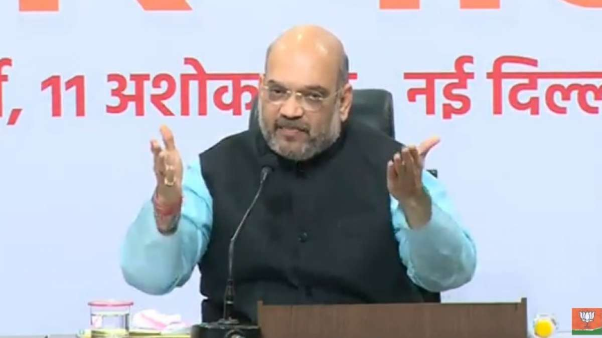 Have no words to express my deep pain, says Amit Shah on Amarnath yatra attack