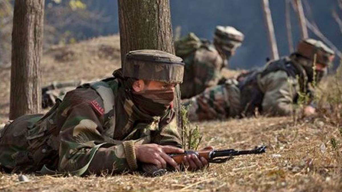 Three militants killed in gunfight in J and K