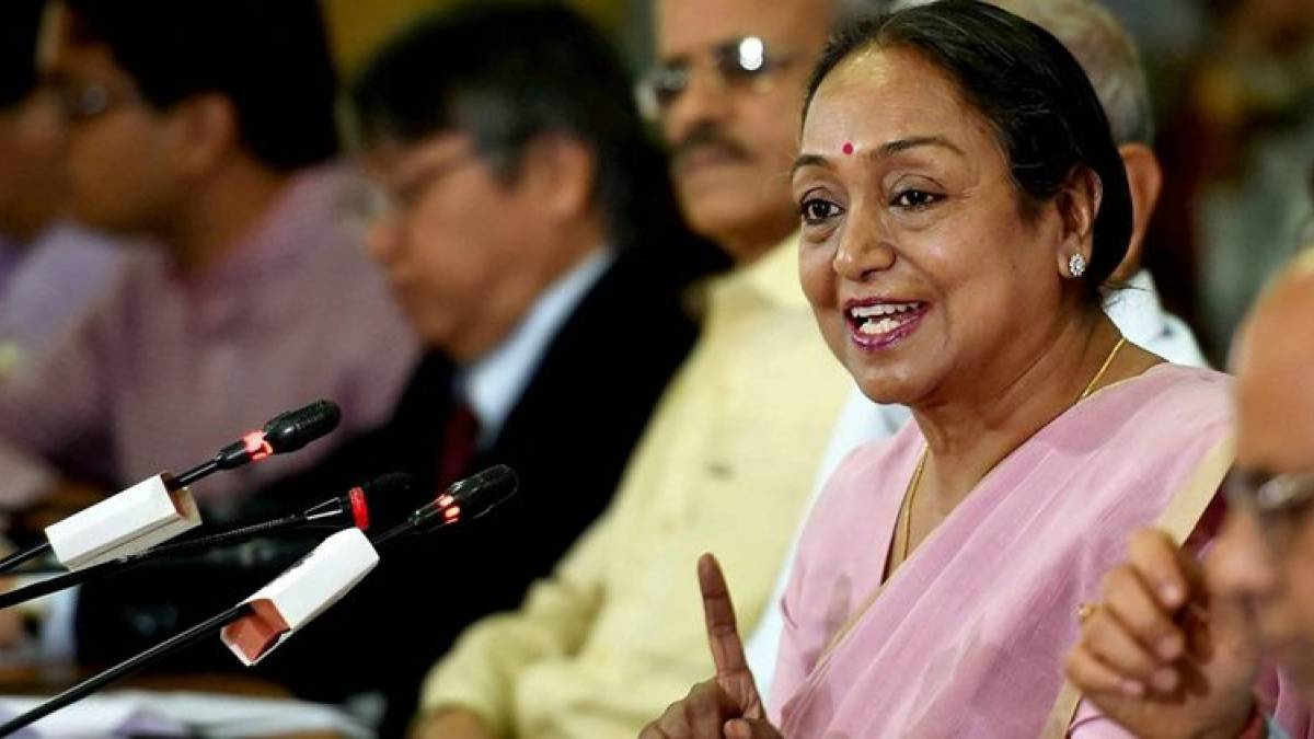 Aam Aadmi Party to support Meira Kumar in July 17 Presidential election