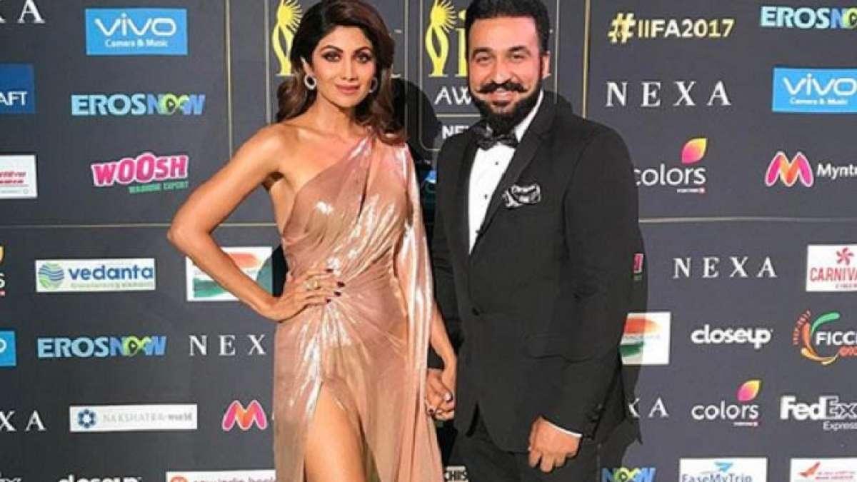 Actress Shilpa Shetty calls Raj Kundra her arm candy