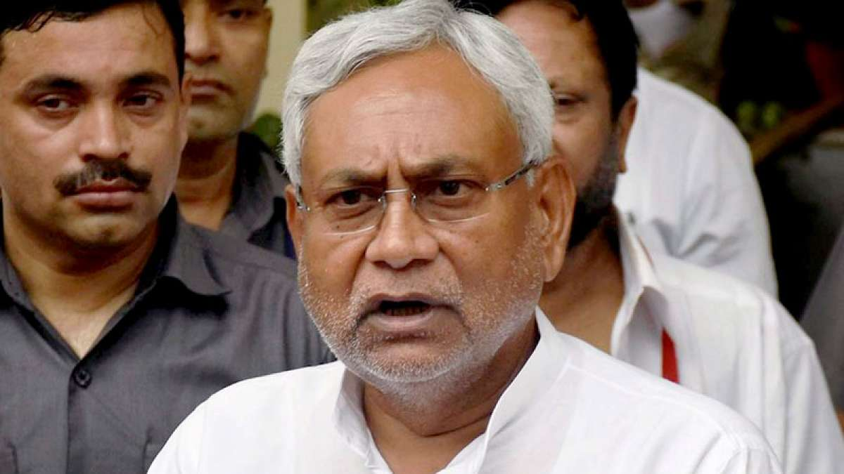 Bihar Chief Minister Nitish Kumar resigns from his post, grand alliance ends