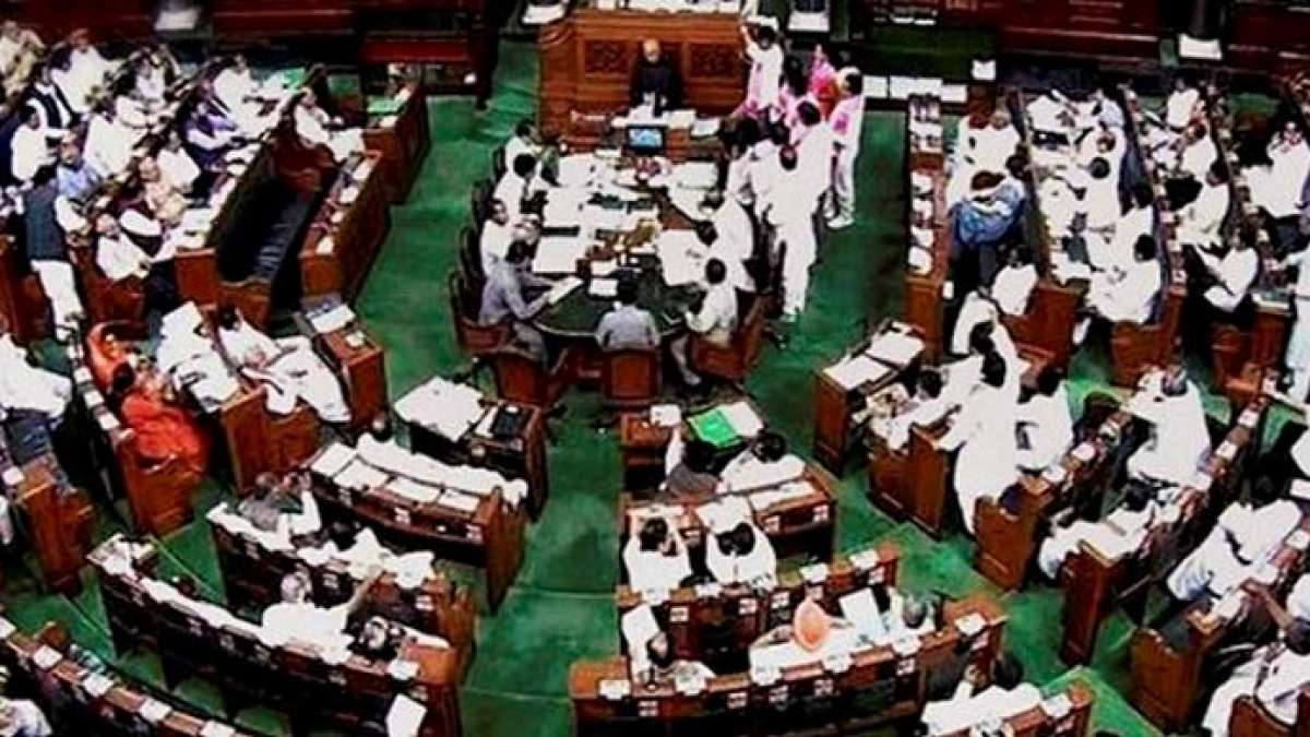 Lok Sabha witnessed another day of protest