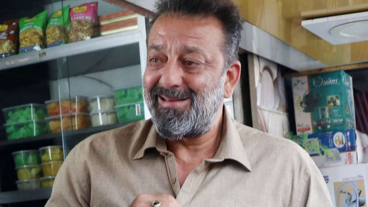 Bollywood actor Sanjay Dutt in jail
