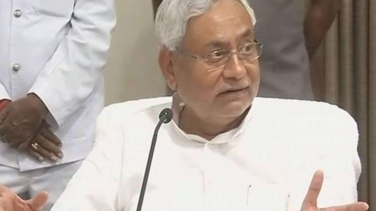 Nitish Kumar distributes portfolios among newly inducted ministers
