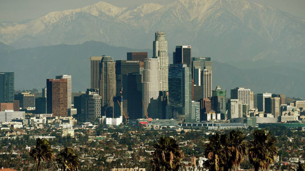 Los Angeles declares candidature to host Olympic Games and Paralympic Games 2028