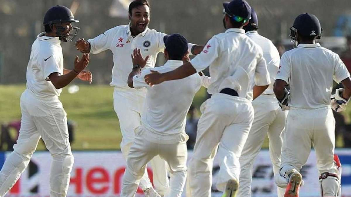 India defeat Sri Lanka by an innings and 53 runs