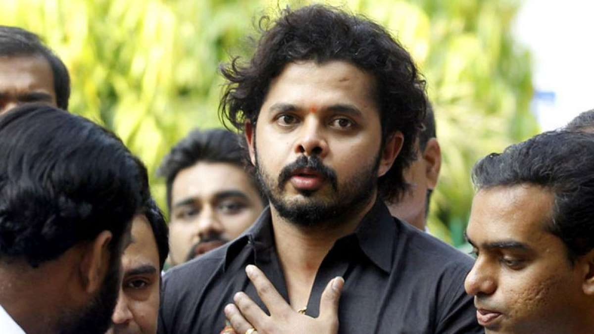 Kerala High Court lifted the life ban on S. Sreesanth