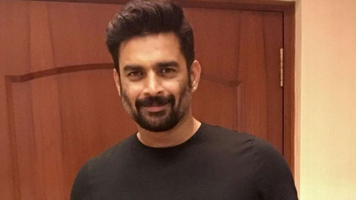 R. Madhavan says he does not have a chocolate boy left