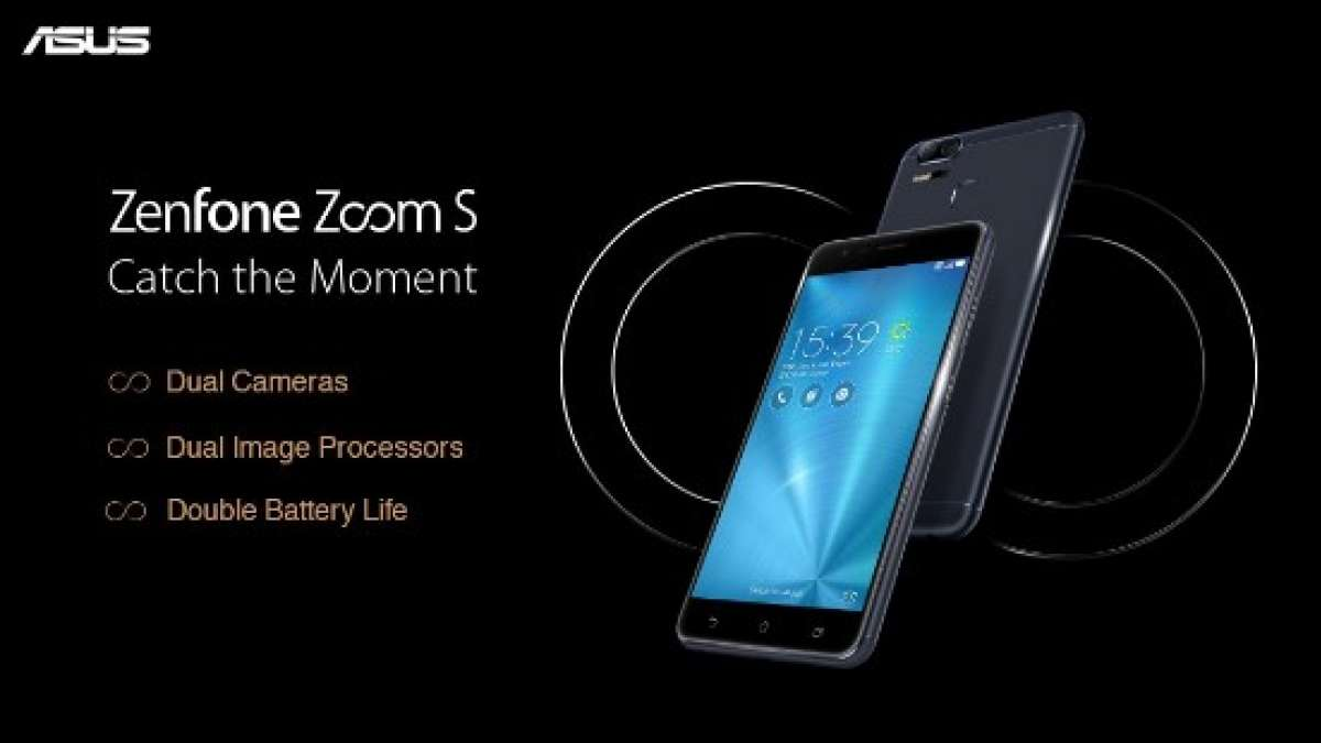 ASUS ZenFone Zoom S with 5000mAh battery launched in india; Check features and price