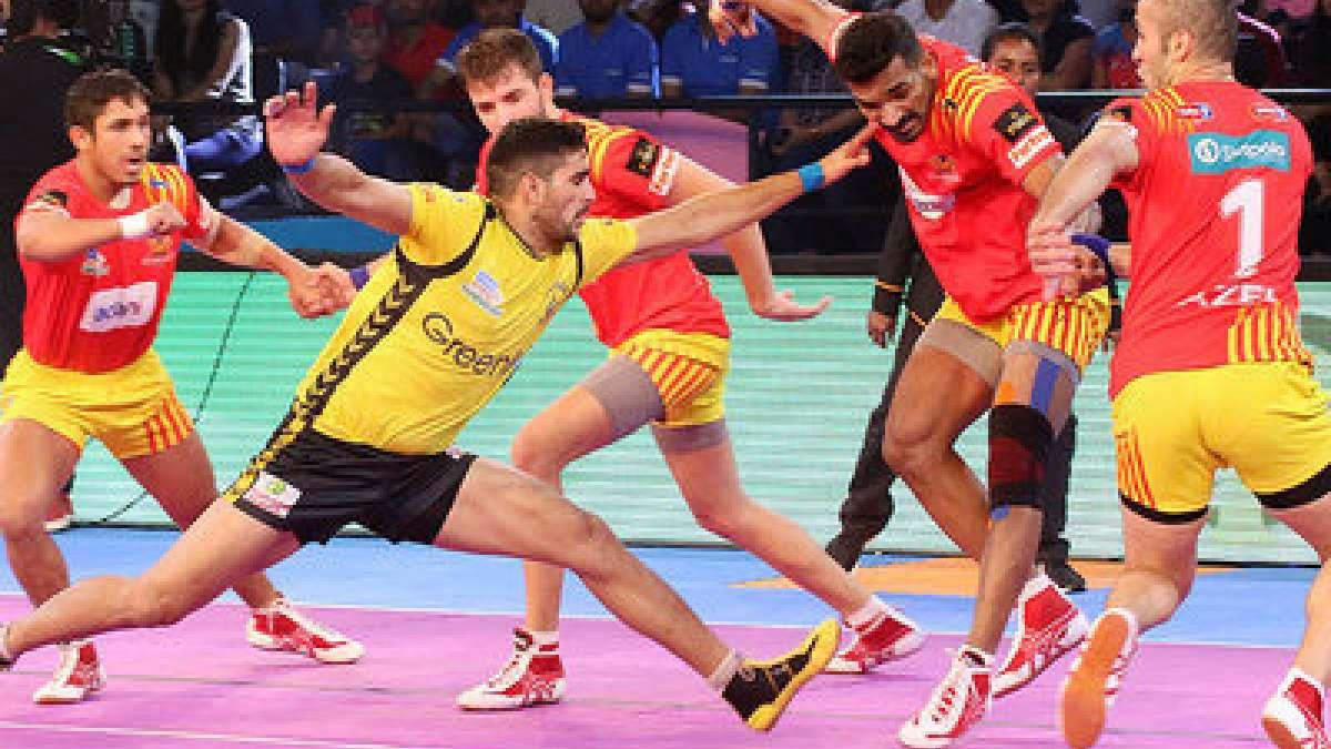 Pro Kabaddi League 2017: Gujarat outclass Hyderabad in PKL contest