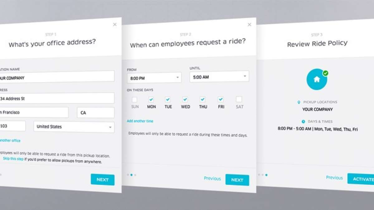 Uber introduced a key update to its Uber for Business