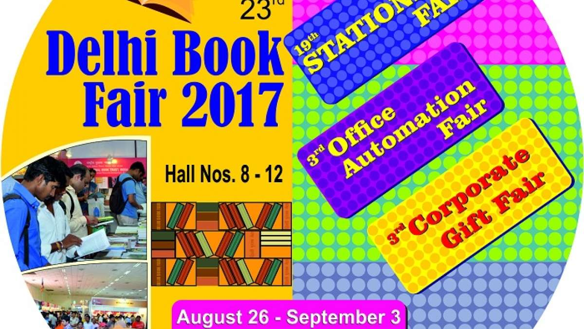 Delhi Book Fair is all set to begin from August 26