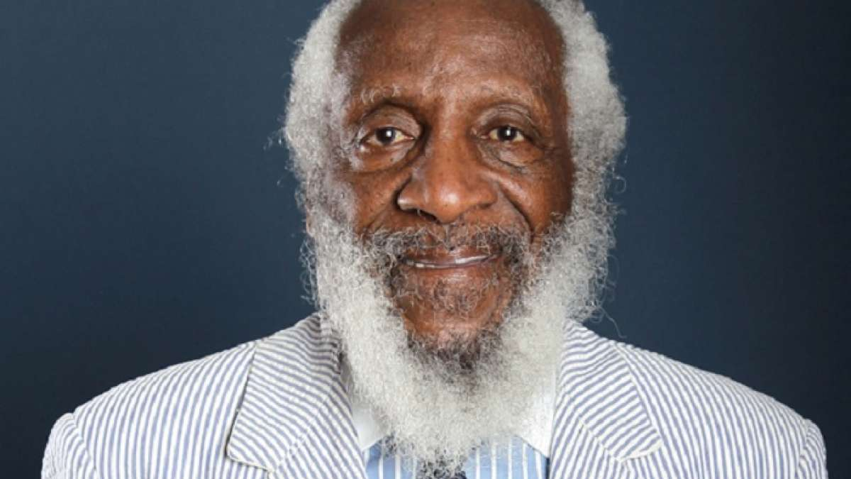 Dick Gregory has passed away