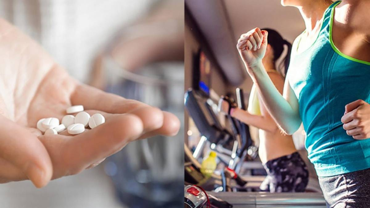 Soon, all you will need is a pill for routine exercise benefits