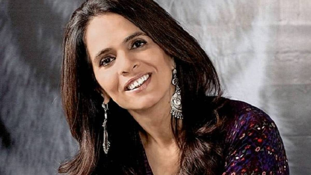 Anita Dongre had to overcome her family's resistance while starting out