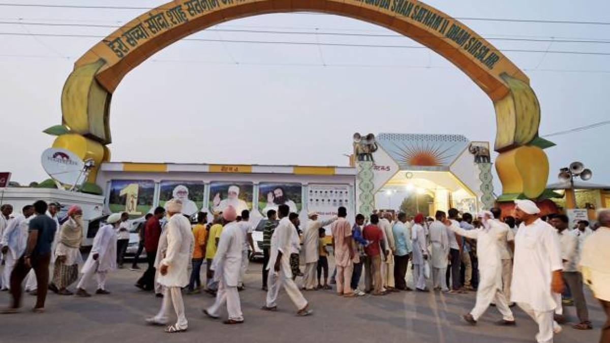 Gurmeet Ram Rahim Case Verdict: Media crew attacked near Dera headquarters in Sirsa