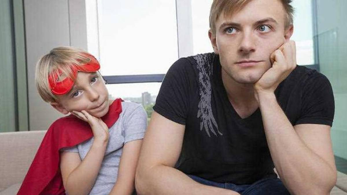 Sense of self-worth in kids similar to adults: Study