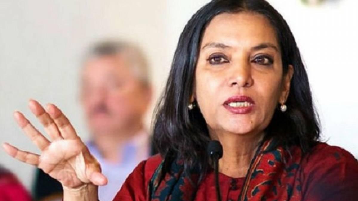 Shabana Azmi believes marriage not made in heaven in Islam
