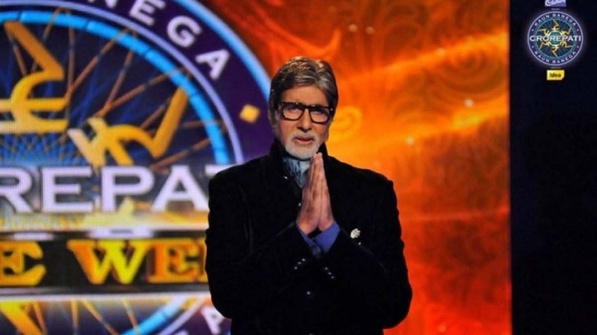 Amitabh Bachchan is back with KBC