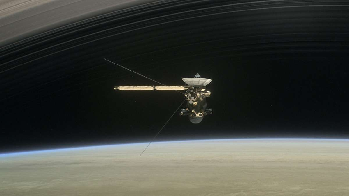 NASA's Cassini set for final dive towards Saturn on September 15