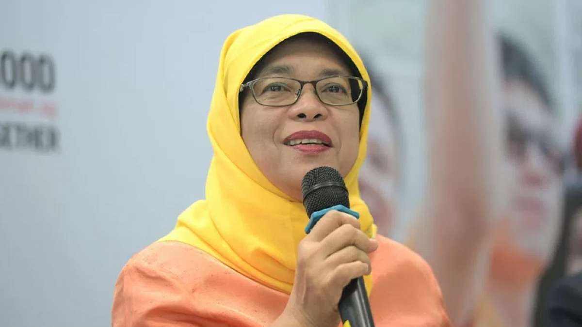 Halimah Yacob becomes first woman President of Singapore