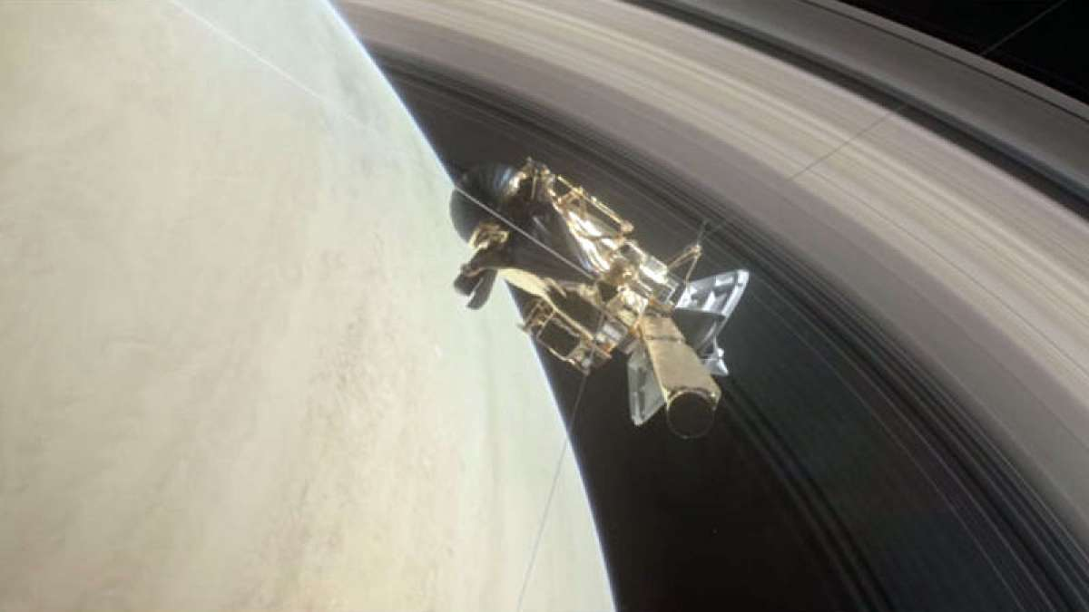 Timeline of Cassini-Huygens: From launch date to grand finale end on Saturn