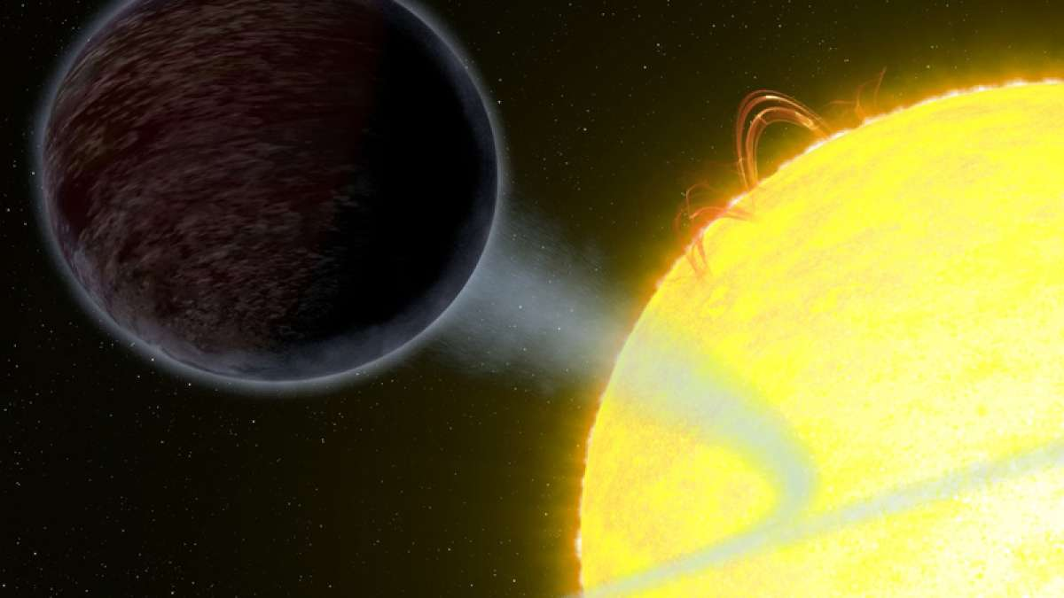 Hubble observes pitch black planet that is darker than Asphalt