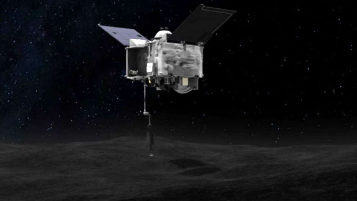 NASA'S asteroid hunting OSIRIS-REX mission to flyby Earth on Friday