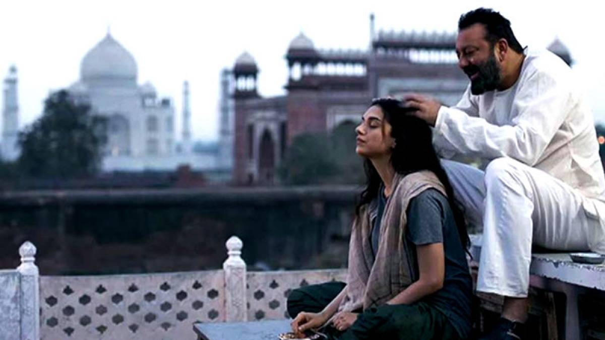 Bhoomi Movie Review: Sanjay Dutt, Aditi Rao chemistry elevates the film
