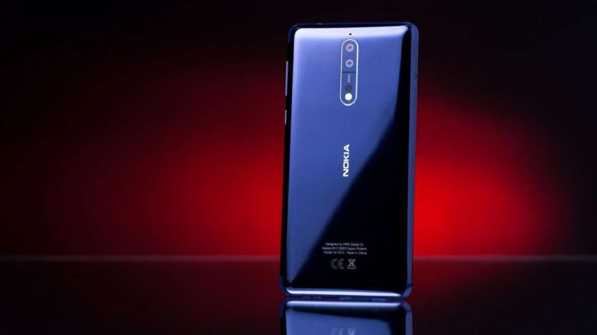 Nokia 8 smartphone with 4GB RAM launched in india at Rs 36,999; Check features and specs