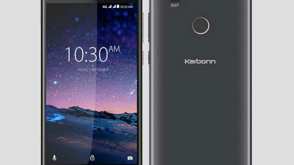 Karbonn K9 Smart Grand smartphone with 2300 mAh battery launched at Rs 5,290