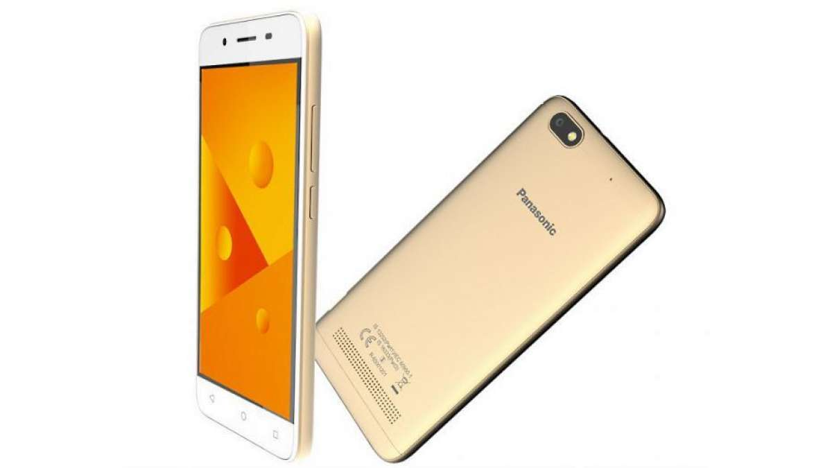 Panasonic P99 smartphone with 2,000mAh battery launched in india at Rs 7,490