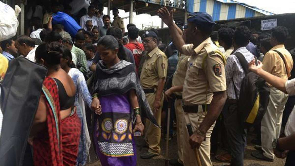 Mumbai Elphinstone stampede: Death toll rises to 22; Bullet Train slammed